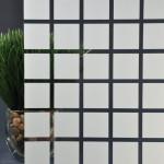 R02004 White Squares, Large
