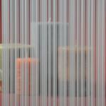 Arpa Geometric Vertical Stripes