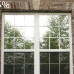 R06215 One Way Mirror Film with Night Time Vision 15%