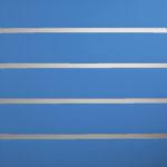 Blue Horizontal Lines