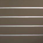 Chocolate Brown Horizontal Lines
