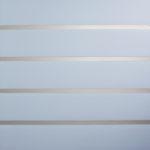 Fog Blue Horizontal Lines