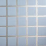 Fog Blue Squares