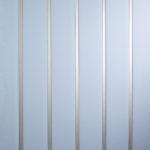 Fog Blue Vertical Lines