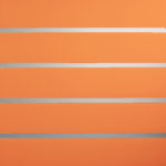 Orange Horizontal Lines