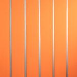 Orange Vertical Lines