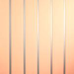 Peach Vertical Lines