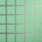 Sea Green Squares
