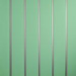 Sea Green Vertical Lines