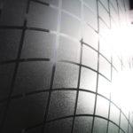 PV09156 Etched Wavy Grid