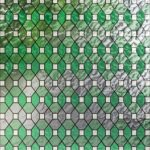 Green Leaded Glass PV09036